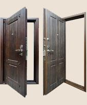 Дверь Гранит Премиум с замками Mottura
